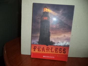 Fearless  ISBN 13-978-0-545-09922-6