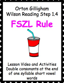 fszl rule lesson video and practice activities (double ff,