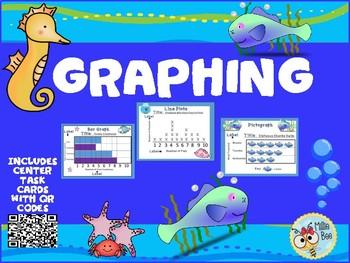 Graphs and Data - Bar Graphs - Pictographs - Line Graphs -