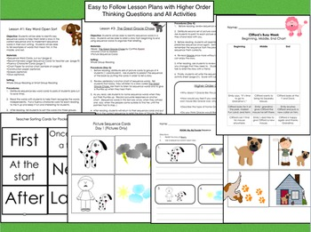 The Dog Days of Sequencing: Literacy-Based Teaching of Seq