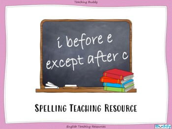 i before e except after c