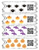 iCount ~ A Halloween Number Counting Activity using QR Codes