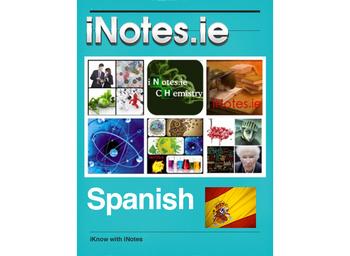 iNotes Spanish Revision