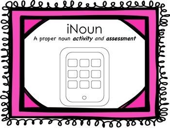 iNoun: A Proper Noun Activity and Assessment