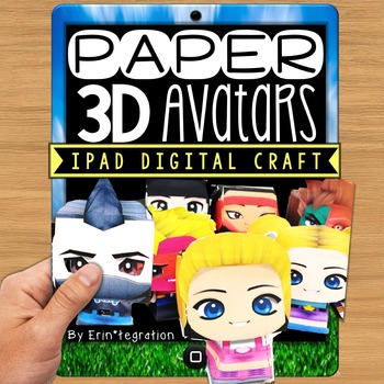 iPad Paper Craft