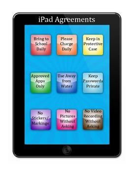 iPad Agreements