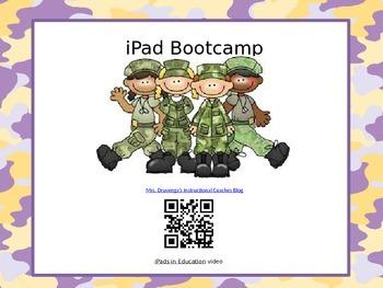 iPad Basics Bootcamp Powerpoint Presentation (with links a