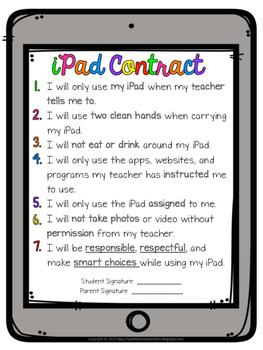 iPad Contract: FREEBIE
