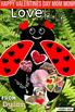 iPad Digital Valentines using the app PicCollage