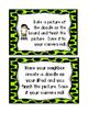 iPad ELA Task Cards for the App Doodle Buddy (NO PREP) 150