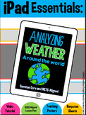 iPad Essentials- Analyzing Weather