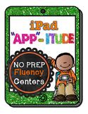 iPad Fluency Centers (NO PREP)