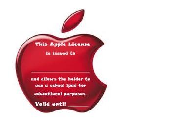iPad License for kids