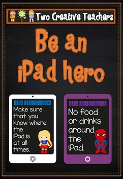 iPad Rules and Expectations for Students