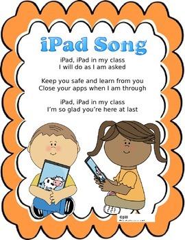 iPad Song