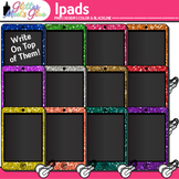 iPad Tablets Clip Art - Technology Clip Art