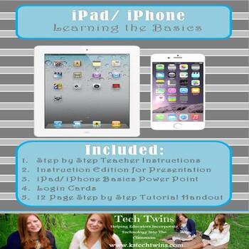 iPad/ iPhone Basics