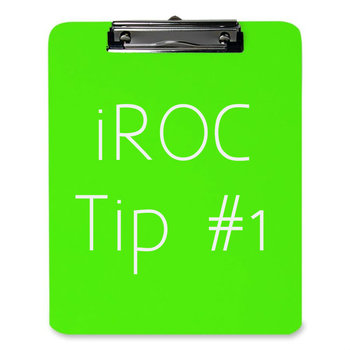 iROC Tips for using ANY type of Reward Chart and Student C