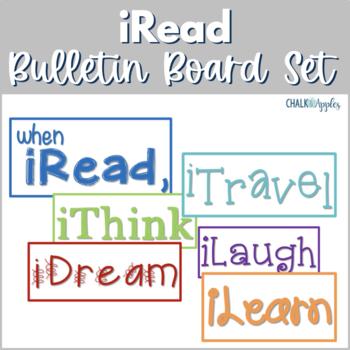 iRead Bulletin Board Set