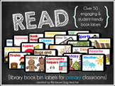 iRead: Library Labels for the Primary Classroom