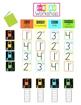 iRead Workshop - Get Your ELA Workshop Up and Running with