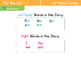 iReaders: Digital Reading Practice {-at Word Family}