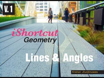 iShortcut Geometry Vol1: Lines & Angles