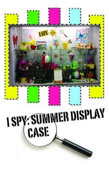 iSpy Summer Display Case