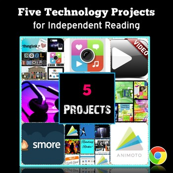 iTeach with Technology! Five Technology Projects to Assess