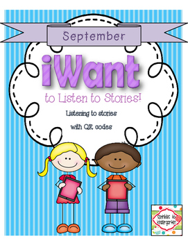 iWant to Listen to Stories: September
