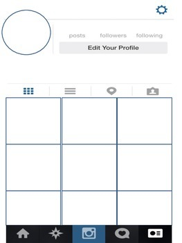 Instagram templates PDF packet includes... by Nicole Kraake ...