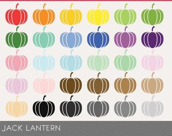 jack lantern Digital Clipart, jack lantern Graphics, jack