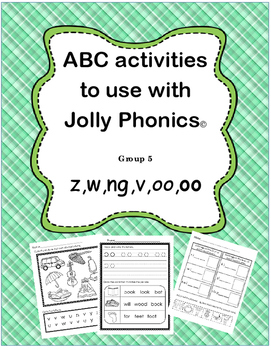 jolly phonics 5