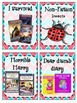 k-5 book labels for classroom library