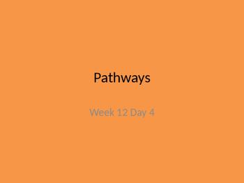 kindergarten Pathways to Reading powerpoint Day 4 letter Tt