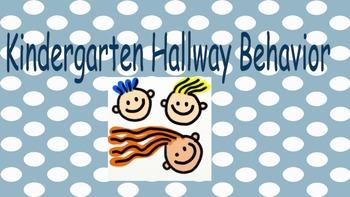 kindergarten hallway
