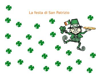 la festa di San Patrizio