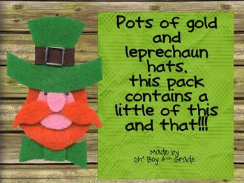 leprechaun this and that