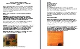 Grade 3 Lesson Plan Session 6/ The Art of Informational Writing