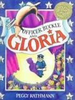 """lesson plans for Journey's Lesson 15 """"Officer Buckle and Gloria"""""""