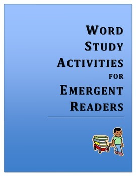 """""""letter name stage"""" word study game and list: short vowels"""