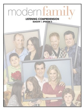 Listening Comprehension - Modern Family - 1x03 - Come Fly With Me