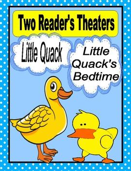 Little Quack - Spring Reader's Theater