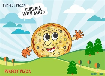 Perfect Pizza, math activities