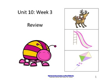 mcGraw-Hill Wonders Reading Groups: Unit 10, Week 3: Review