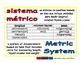 metric system/sistema metrica meas 1-way blue/rojo