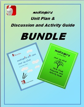 mockingbird Novel Study Unit Plan and Discussion & Activit