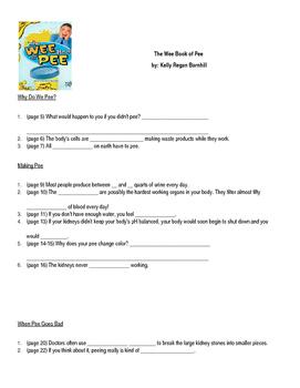 myOn book: The Wee Book of Pee