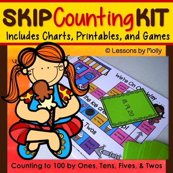 skip counting by tens-skip counting by fives-skip counting