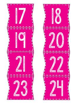numbers-pink